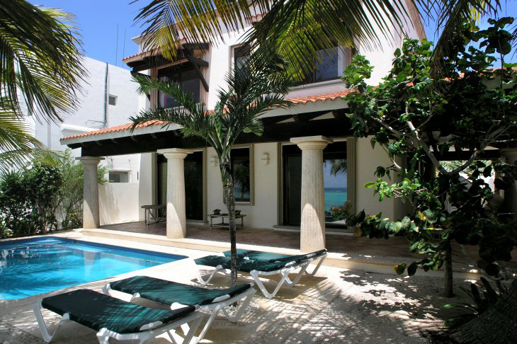 Villa san francisco akumal vacations rental akumal for Furniture rentals san francisco